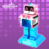 晨检机器人-幼儿园晨检机器人_沃柯雷克晨检机器人
