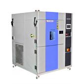 低温试验箱冷热循环冲击试验箱送货上门