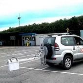 RIS Hi-Pave道路厚度空耦快速检测系统