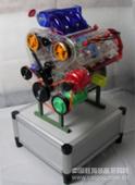 汽車教學設備豐田雷克薩斯V6發動機總成模型