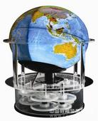 EDU 科学实验 户外活动 观察 超级自转地球仪套装系列