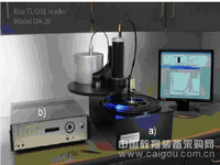 Ris? DA20 C/D熱釋光/光釋光考古和地質年代測定系統