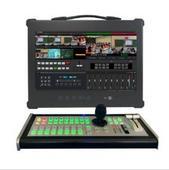 高清錄播一體機 便攜式網絡直播一體機 導播直播切換臺設備