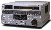 DNW-A75P/75P Betacam SX數字視頻磁帶錄像機帶模擬DT重放