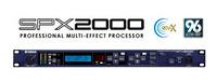雅马哈SPX2000数码音频效果器
