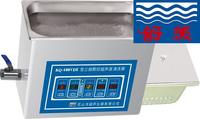 舒美牌KQ-100VDE台式三频数控超声波清洗器