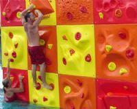 游泳池攀岩板 健身房攀岩墙 俱乐部攀岩墙