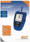 德國EKF 便攜式血乳酸測定儀/血乳酸分析儀