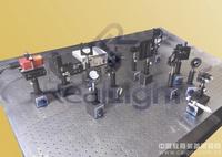全息光学综合实验平台