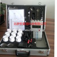 新款便携式电极法水质分析仪 电极法水产养殖检测仪