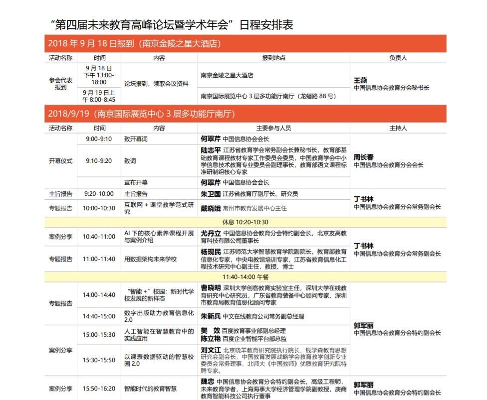 参会攻略  江苏未来教育与智慧装备展览会十大看点