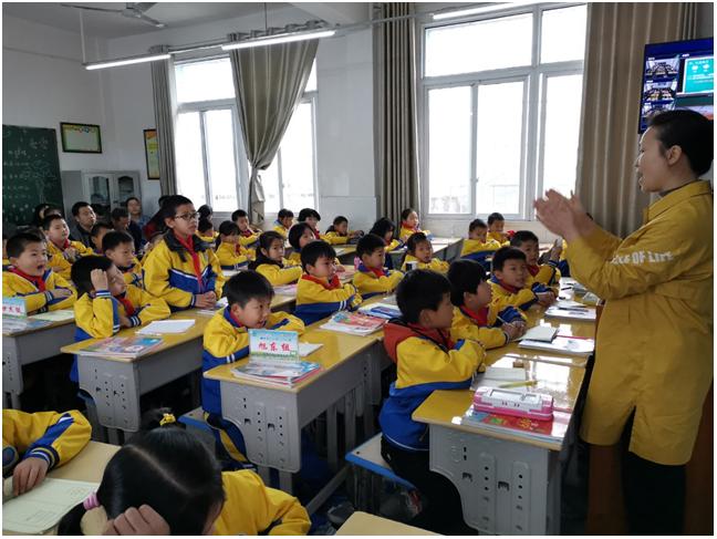 安福县携手希沃打造专递课堂,探索一校带多校教学模式