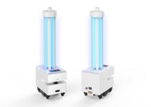 銳曼 消毒機器人  紫外線消毒  可滅新冠病毒/自主移動/自動充電/可上下電梯
