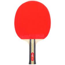 红双喜【DHS】乒乓球拍直拍横拍单拍狂飙3进攻型 4星兵乓球拍 四星R4003单只装