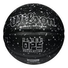 威尔胜(Wilson)篮球新款校园学生PU水泥地吸湿耐磨室内室外比赛训练7号球 WTB6800IB07CN-黑色
