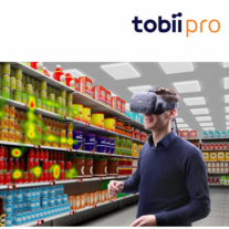 Tobii VR虛擬現實眼動儀
