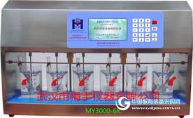 六联混凝试验搅拌器/实验室专用搅拌器