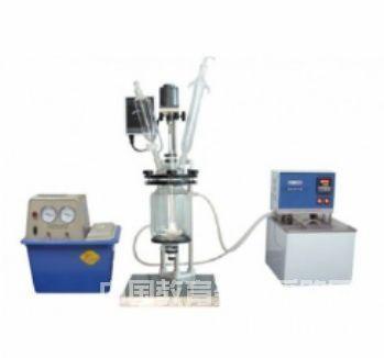 双层玻璃反应装置厂家,双层玻璃反应装置生产厂家