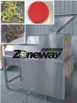 GZJ型西瓜去皮去籽榨汁机