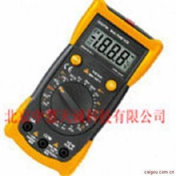 高档自动量程数字万用表 型号:WBYH117