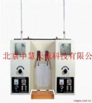 石油产品蒸馏试验器 (双管) 型号:SJDZ-6536-A
