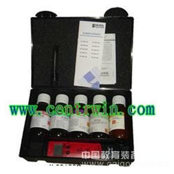 笔式PH计/酸度计/温度笔式测定仪(防水型) 意大利 型号:CEN/HI98128G