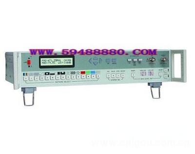 多制式电视信号发生器(含4幅测试卡)