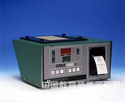 不透光柴油烟度计/柴油烟度计  型号:LD/OPAX2000II