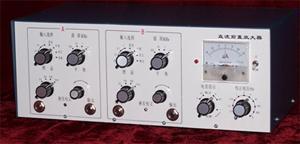 双路直流前置放大器/前置放大器/低噪声直流前置放大器 型号:HAD-81