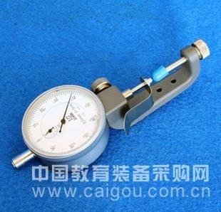 厚度测试仪/胶囊厚度测试仪/片剂厚度测试仪 型号:HAHD-3