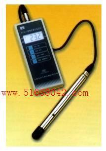 便携式数字温湿仪/手持式数字温湿仪/数字式温湿计 型号:HFY-FYTH-1