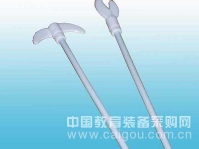 聚四氟乙烯搅拌棒、聚四氟、乙烯、搅拌棒  型号:HAD-250ML