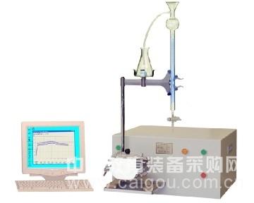 电子式粉质仪/面团拉伸仪 型号:HJFZD