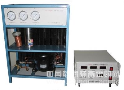 小型制冷和制冷性能实验仪  型号:LK-HT188