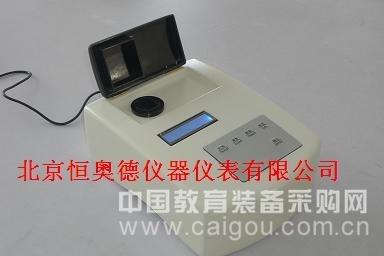 便携式溶解氧测定仪/便携式溶解氧检测仪  型号:HAD-XH-DO