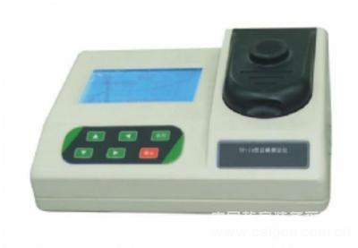 利用微电脑自动处理数据TDFE-160型铁测定仪