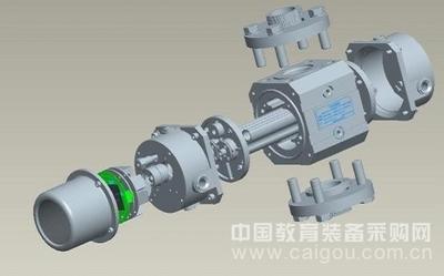 罗茨流量计/气体腰轮流量计 型号:LLG150