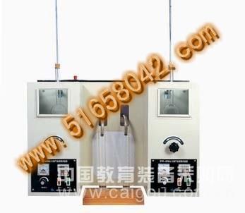 石油产品蒸馏试验器 (双管)型号:HCJ1-SYD-6536A
