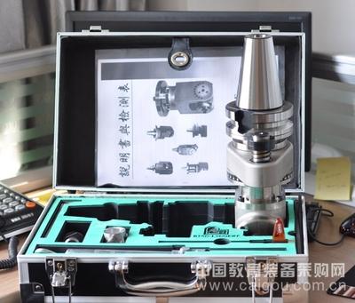 台湾CH特惠款角度头轻量化定位块铣头可进刀库自动换刀
