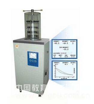 诺基仪器生产的冷冻干燥机LGJ-18B-压盖型享受诺基仪器优质售后服务