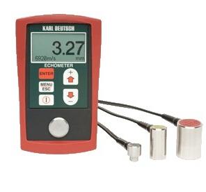 ECHOMETER1075基本型超声波测厚仪 德国卡尔德意志测量厚度的测厚仪 金属超声波测厚仪厚度测量仪 精度0.01mm