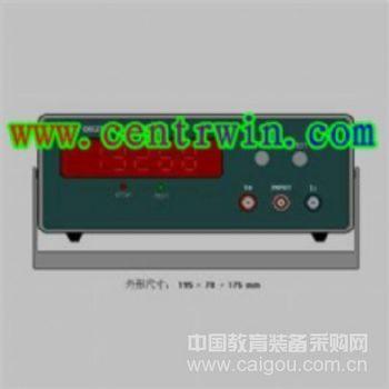 台式四位半单量程数字毫欧表 型号:WJ2860