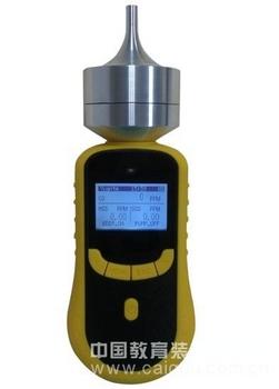 泵吸式三合一气体检测仪/复合气体检测仪/多种气体测定仪