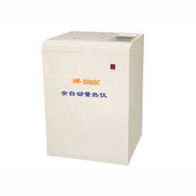 高级单片机系统全自动量热仪