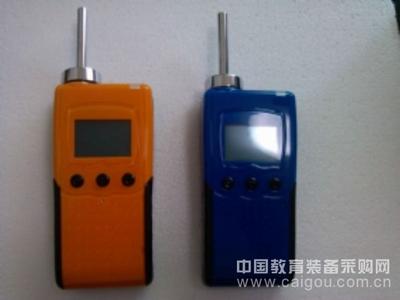 手持泵吸式氨气检测仪