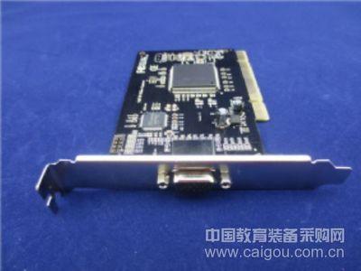 众禾时代 HV6808SF 安防监控PCI 8路采集卡 支持Win7 64位