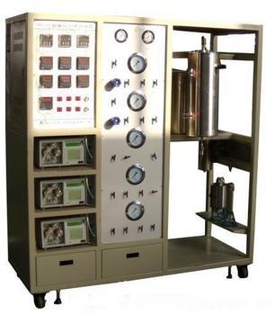 流化床反应器,天津大学裂解反应实验装置