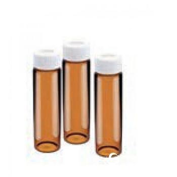 美国Kimlbe琥珀螺纹样品瓶40ml 60911S-10