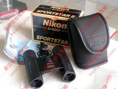 日本尼康望远镜NIKON轻巧系列 8×20 DCF SPORTSTAR II