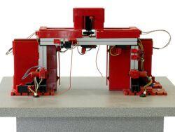 慧鱼工业模型-自动门